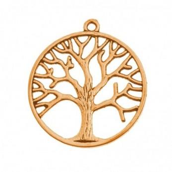 Μεταλλικό μοτίφ δέντρο