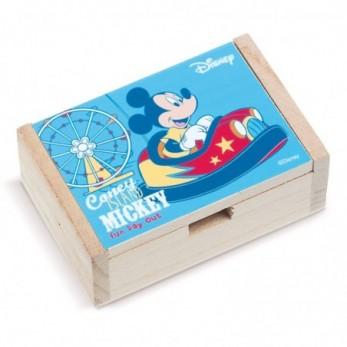 Ξύλινο κουτί Mickey Fun Day...