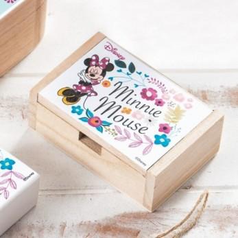 Ξύλινο κουτί Minnie Bloom
