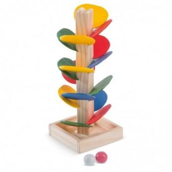 Ξύλινο παιχνίδι με μπαλάκι