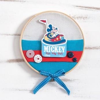 Τελάρο κεντήματος Mickey...