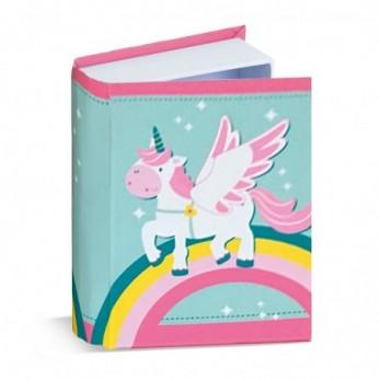Χάρτινο κουτί - βιβλίο με...