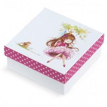 Χάρτινο κουτί Κοριτσάκι