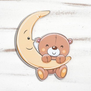 Παράσταση Φεγγάρι Αρκουδάκι