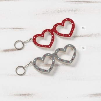 Ξύλινα Γυαλιά Καρδιά...