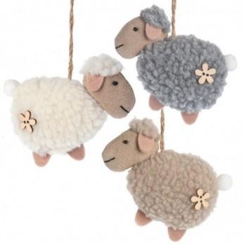 Κρεμαστά προβατάκια