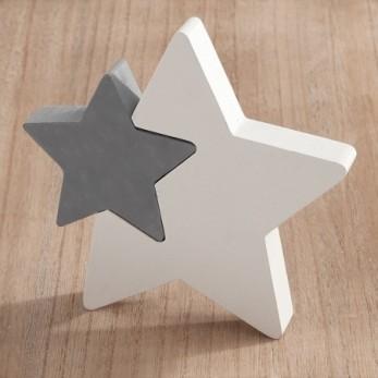Ξύλινο διακοσμητικό αστέρι