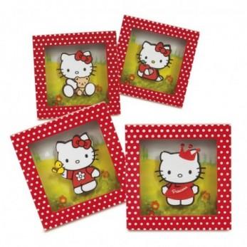 Hello Kitty καδράκια