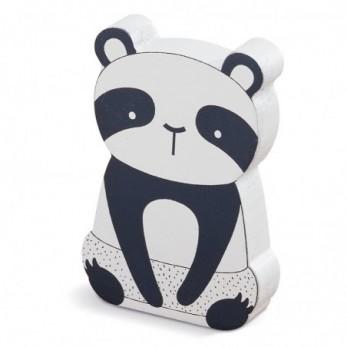 Ξύλινο διακοσμητικό Panda