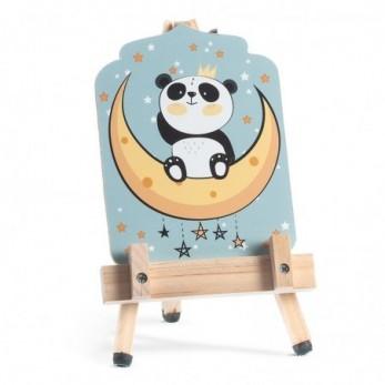 Καβαλέτο με καδράκι Panda