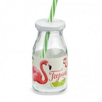 Μπουκάλι γάλακτος Flamingo