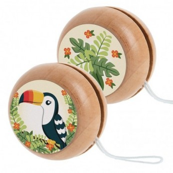Ξύλινο yo-yo Toucan