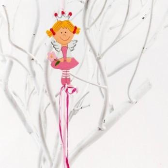 Πριγκίπισσα με λουλούδι...