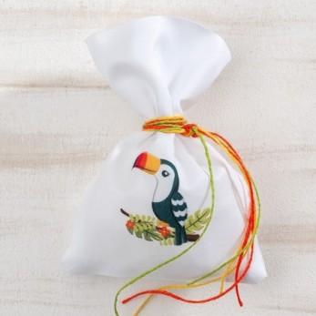 Πουγκί με toucan