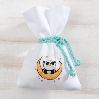Πουγκί με panda