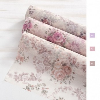 Ρολό γάζας print floral