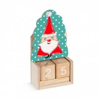 Ξύλινο ημερολόγιο Άγιος...