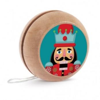Ξύλινο yo-yo Καρυοθραύστης
