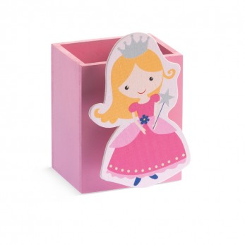 Πριγκίπισσα Μολυβοθήκη με clip