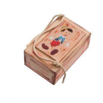 Πινόκιο Κουτί μαρτυρικών &...