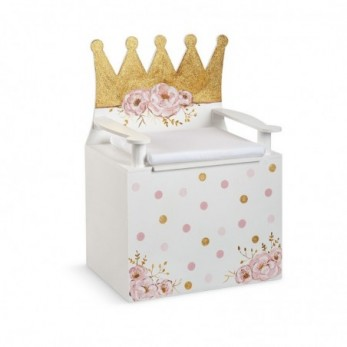 Κουτί βαπτιστικών Θρόνος