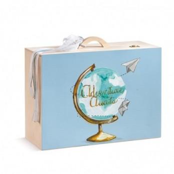 Κουτί βαπτιστικών Κόσμος