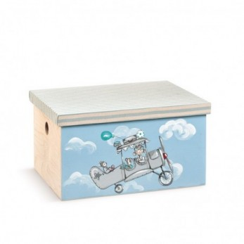 Κουτί βαπτιστικών Αεροπόρος