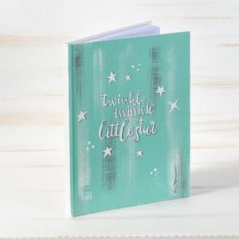 Βιβλίο Ευχών Βάπτισης Αστέρι