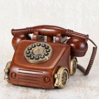 Τηλέφωνο αντίκα αυτοκίνητο