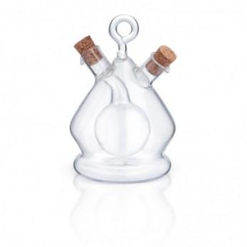Γυάλινο Μπουκάλι διπλής ανάμιξης