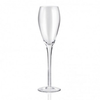 Γυάλινο ποτήρι σαμπάνιας