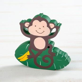 Ξύλινο διακοσμητικό μαϊμού