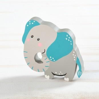 Ξύλινο διακοσμητικό ελέφαντας