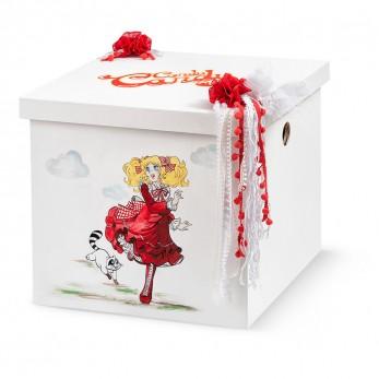 Κουτί βαπτιστικών Candy Candy