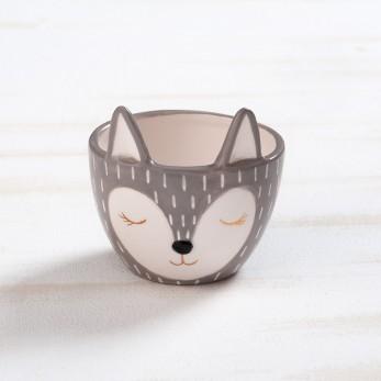 Διακοσμητικό μπωλ αλεπού
