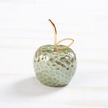 Πορσελάνινο πράσινο μήλο