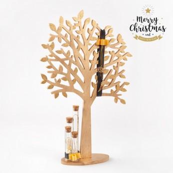 Ξύλινο διακοσμητικό δέντρο