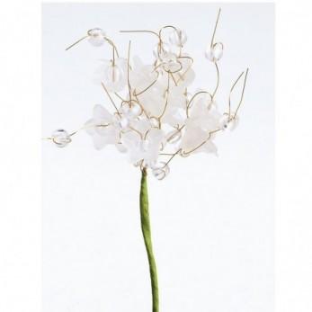 Λουλουδάκι με πέρλες