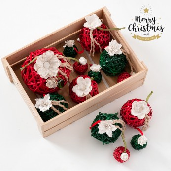 Σετ με χριστουγεννιάτικες...