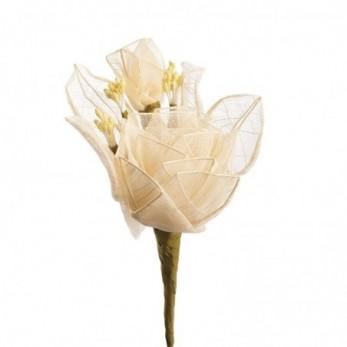 Λουλούδι υφασμάτινο