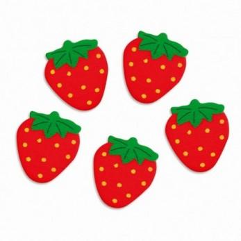 Φράουλα αυτοκόλλητο