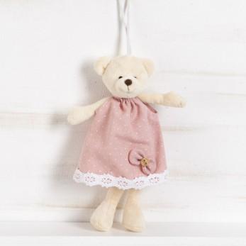 Κρεμαστό λούτρινο αρκουδάκι