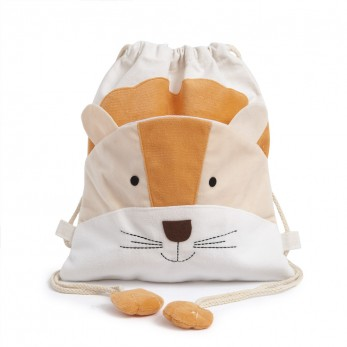 Υφασμάτινο Backpack λιονταράκι