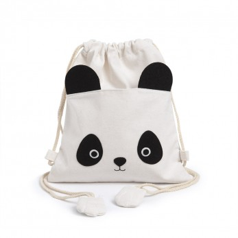 Υφασμάτινο Backpack Panda