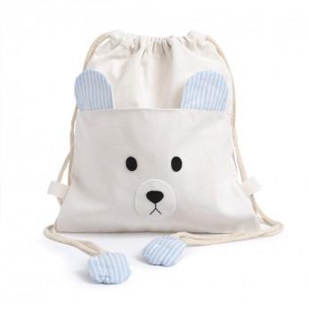 Υφασμάτινο Backpack αρκουδάκι