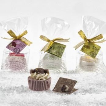 Σαπουνάκια cupcakes