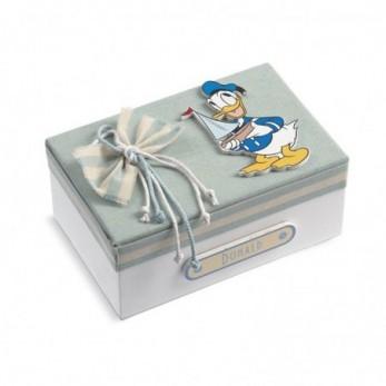 Donald Κουτί Μαρτυρικών και...