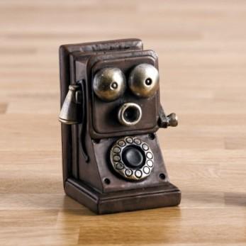 Κουμπαράς Τηλέφωνο Ρετρό
