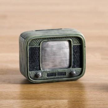 Κουμπαράς Τηλεόραση Ρετρό