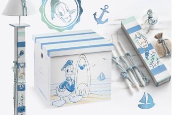 Donald σετ βάπτισης